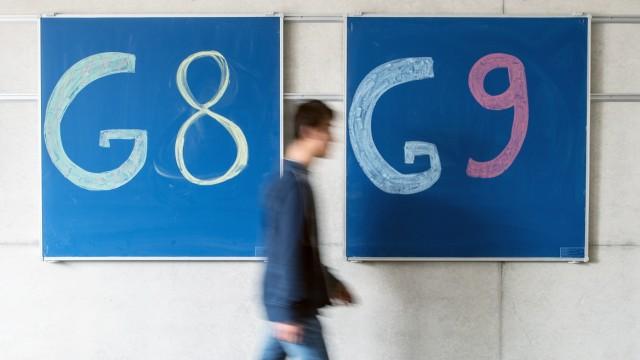 Gymnasium G8/G9