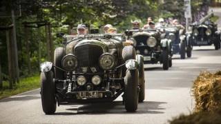 Bentley-Oldtimer des Benjafield´s Racing Clubs