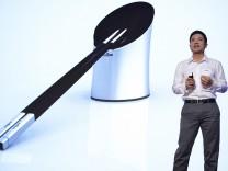 Robin Li Jack Ma Alibaba Börse Tencent Baidu