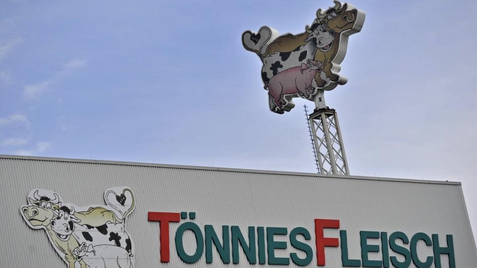 Ortstermin des Landgerichts Essen bei Fleischfabrik Tönnies