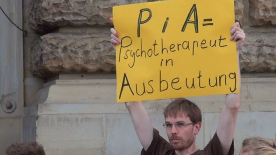 Psychotherapeuten in Ausbildung