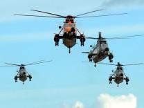 Sea King-Hubschrauber