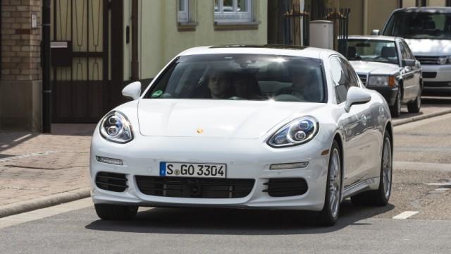 Porsche Panamera S E-Hybrid.