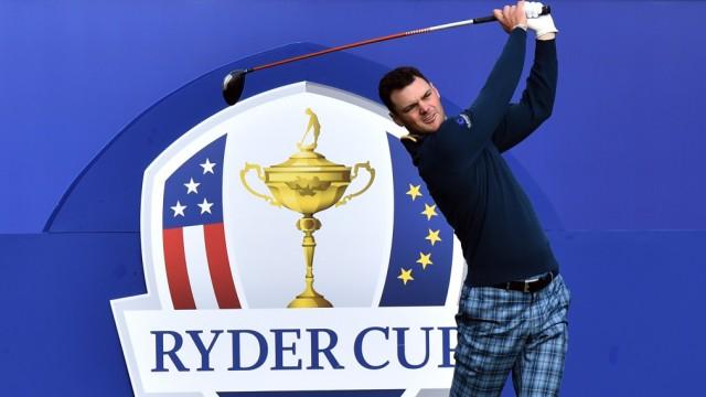 Martin Kaymer Ryder Cup