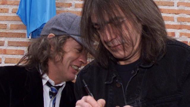 Malcolm Young Rockband AC/DC