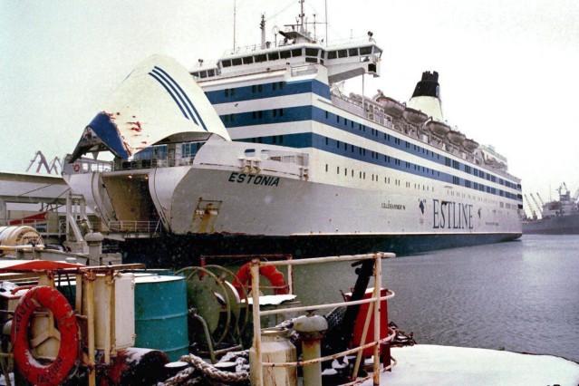 "Fährschiff ´Estonia"""