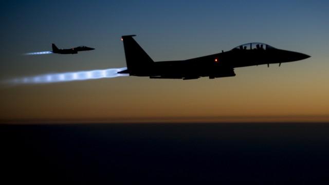 Luftangriffe gegen IS