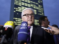 Steinmeier in New York