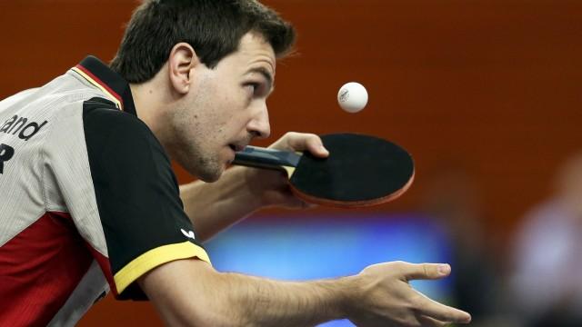 Table Tennis Team European Championships