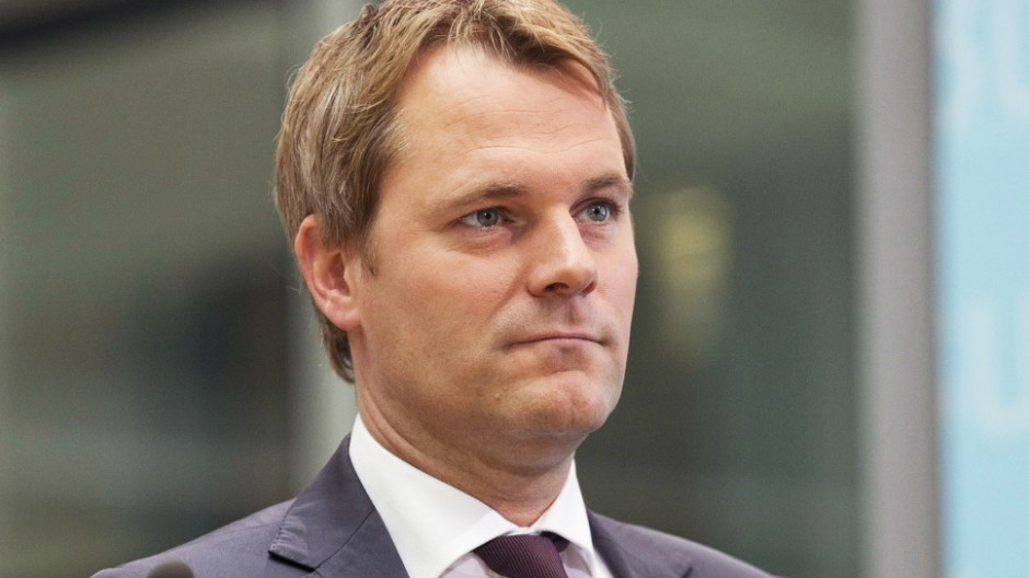 Daniel Bahr Bahrs Wechsel zur Allianz