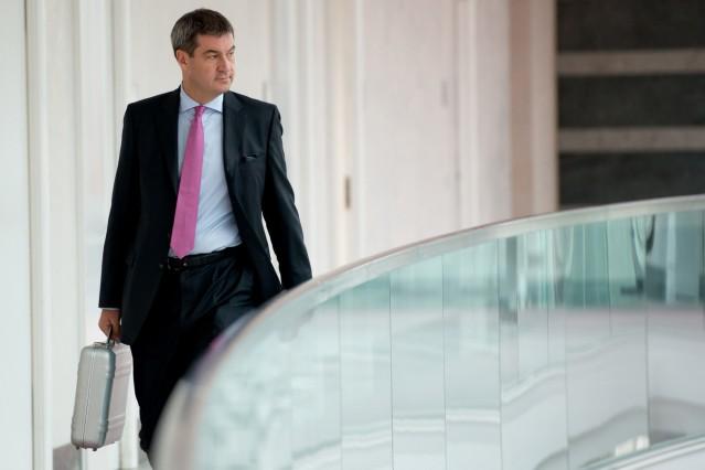 Markus Söder, CSU, bayerischer Finanzminister