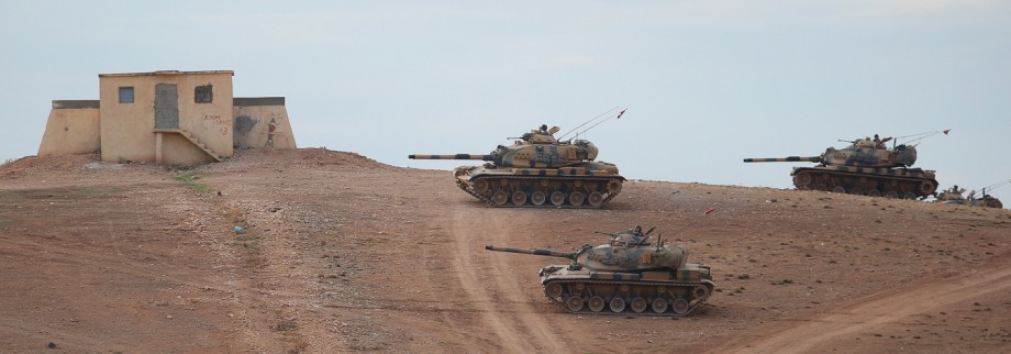 Clashes Between ISIL Militants Continue On Turkish Border With Syria