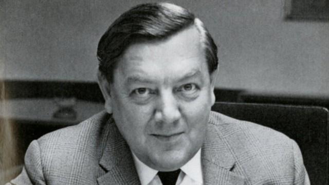 Hermann Proebst SZ-Chefredakteur in den Sechzigern