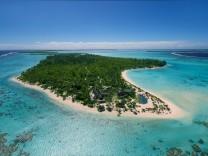 Marlon Brandos Insel in Tahiti