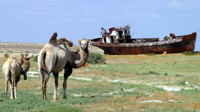 Zentralasien Wasserverschwendung