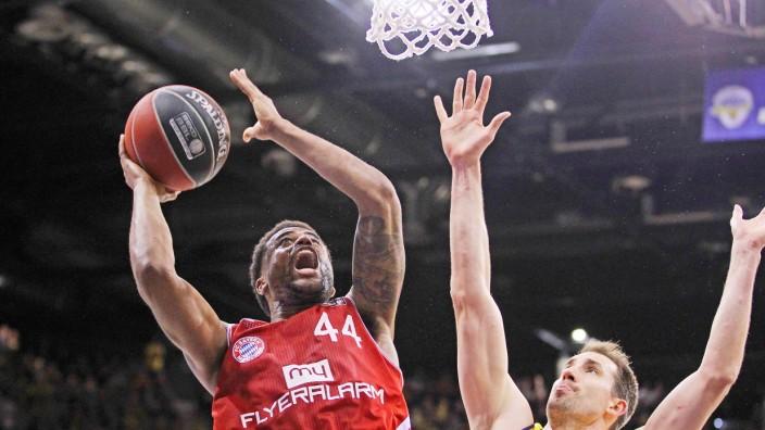 28 05 2014 Basketball BBL EWE Basklets Oldenburg FC Bayern München v l Bryce Taylor FC Bayer