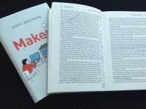 """""""Makers von Chris Anderson - besprochen vom SZ-Lesesalon"""