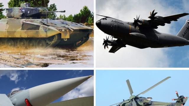 Thema des Tages Rüstungsprojekte bei der Bundeswehr