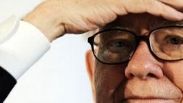 Warren Buffett auf Schmeicheltour