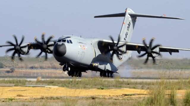 GERMANY-AEROSPACE-DEFENCE-A400M