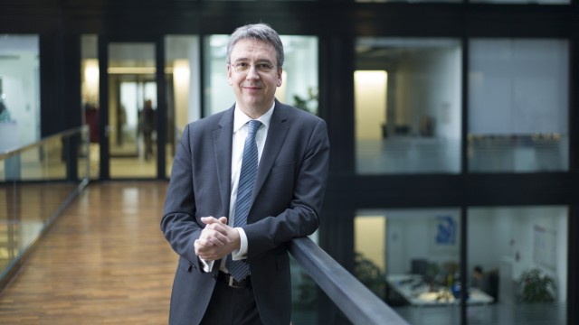 Bundeskartellamtspräsident Andreas Mundt