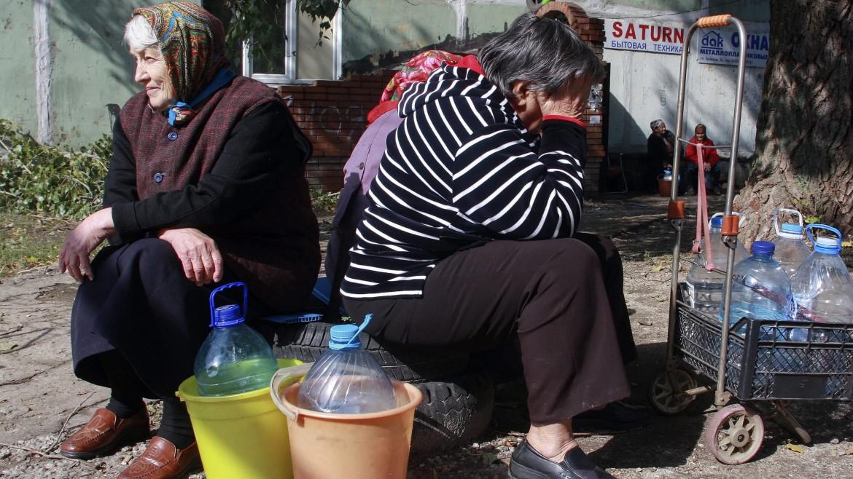 Bundesregierung schickt Hilfskonvoi nach Kiew