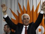 Dervis Eroglu, Reuters