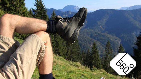 Studentenatlas Tipps fürs Bergwandern
