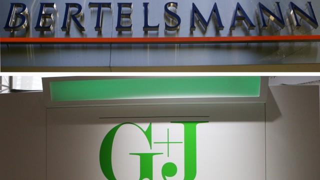 Bertelsmann - Gruner+Jahr