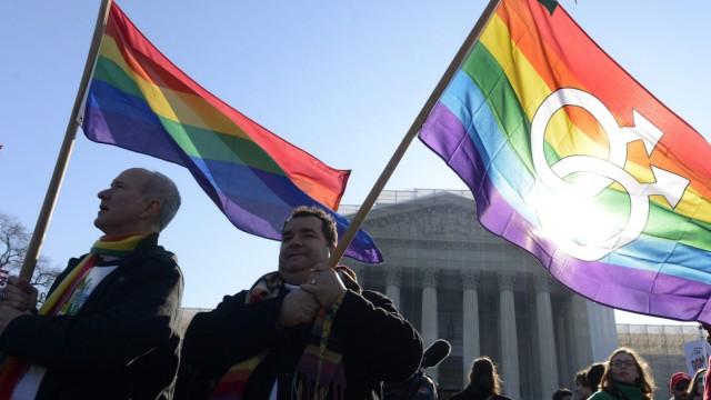 US-Supreme Court entscheidet über Gleichstellung von Homo-Ehen