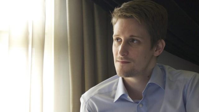 AWARD WINNER Edward Snowden