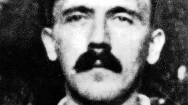 Adolf Hitler, 1918