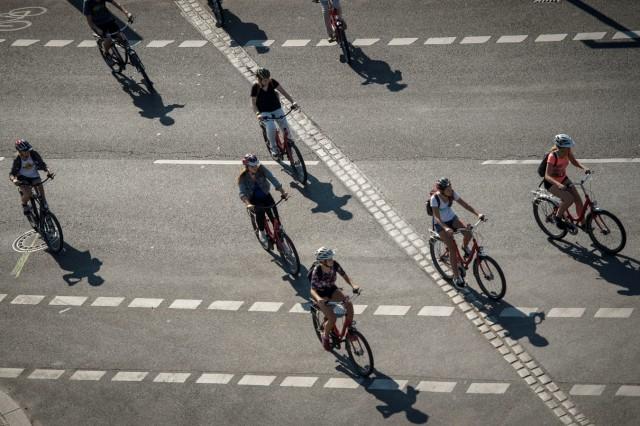 Fahrradtour am Verlauf der Berliner Mauer