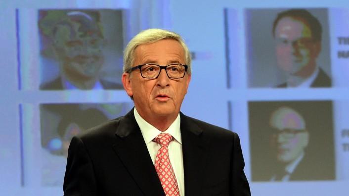 EU-Kommission Posten in der EU-Kommission