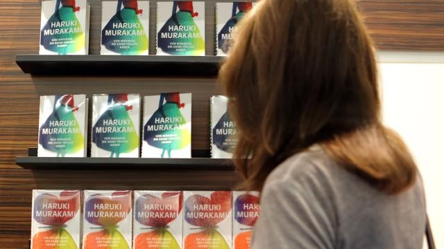 Authors And Celebrities At Frankfurt Book Fair 2014