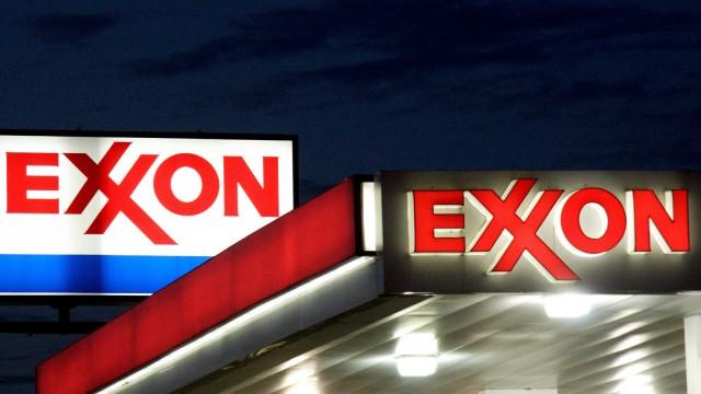 Donald Trump Exxon Mobil
