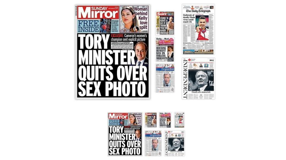 Journalismus Britische Presse