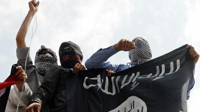 Islamischer Staat Deutscher Dschihad