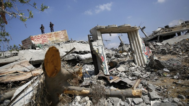 Palestinian reconciliation talks with Hamas faction