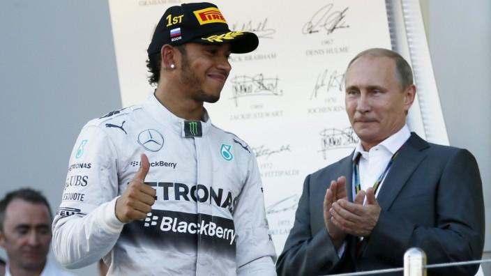 Russia Formula One Grand Prix