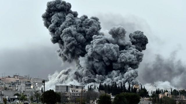 Islamischer Staat Kampf um Kobanê