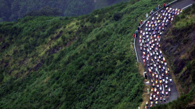 FILE: 100th Edition Of The Tour De France Starts: A Look Back