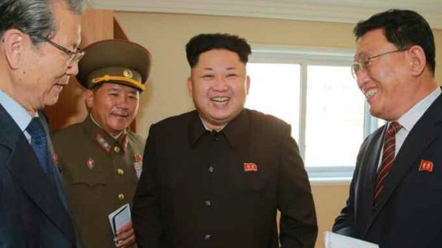 Nordkorea Nordkoreas Machthaber wieder aufgetaucht
