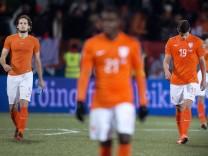 Iceland vs The Netherlands