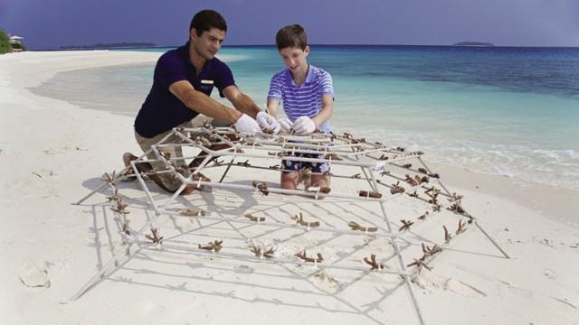 Nachhaltiger Tourismus auf den Malediven