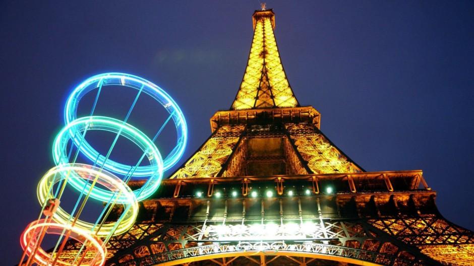 Olympia-Bewerbung von Paris für 2012