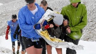 Zwei Tote bei Extrem-Berglauf