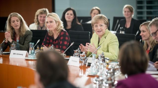 Konferenz 'Frauen in Führungspositionen'