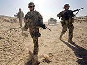 Bundeswehr Afghanistan Kundus Gefechte Isaf deutsche Soldaten Gefechte Taliban AFP