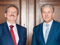 Christian Ude und Klaus Wowereit